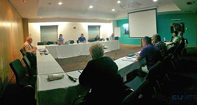 EUNET board meeting October 2016