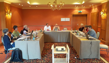 EUNET board meeting June 2016 in Canach