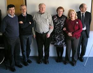 the board of EUNET 2007