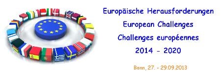 European Challenges 2014 - 2020
