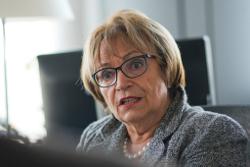 Die deutsche Christdemokratin Doris Pack im Interview über Bosnien und Herzegowina ©European Union 2014 - European Parliament