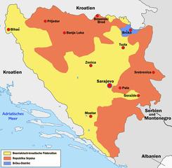 Bosnien - Herzegowina