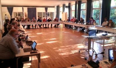 European Challenges 2014 - 2020, plenary session