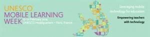 Mobile Learning Week 2014