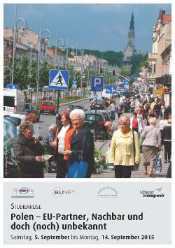 SBW Studienfahrt Polen 2015