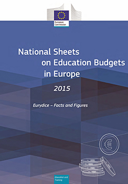 National Sheets on Education Budgets in Europe – 2015