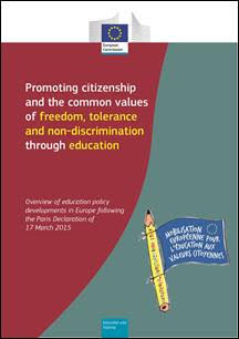 Overview of education policy developments in Europe following the Paris Declaration of 17 March 2015