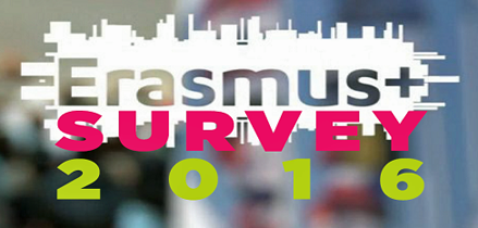 Erasmus+ survey 2016