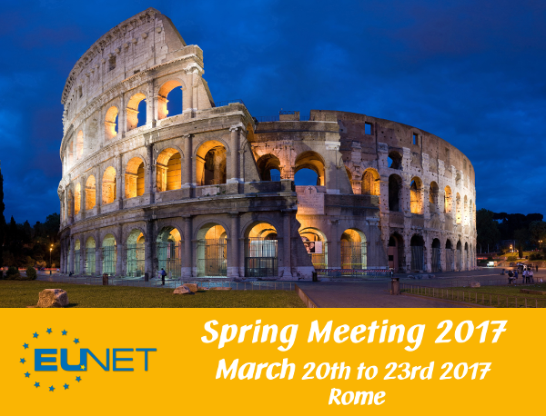 EUNET spring meeting 2017