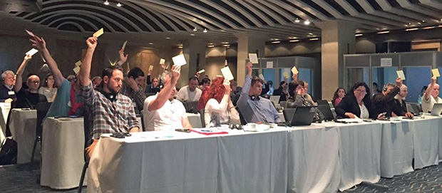 EUNET General Assembly 2016