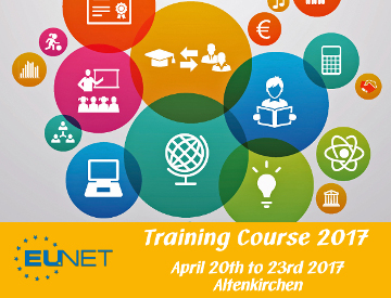 EUNET Training Course 2017