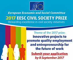 EESC Civil Society Prize 2017