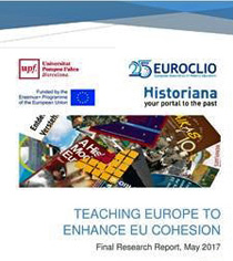 Teaching Europe to enhance EU cohesion