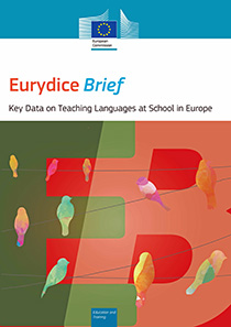 Key Data on Teaching Languages at School in Europe